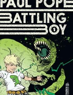 BATTLING BOY (French)