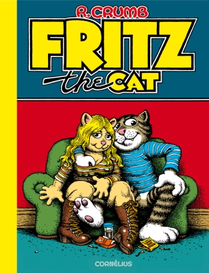 FRITZ THE CAT (French)