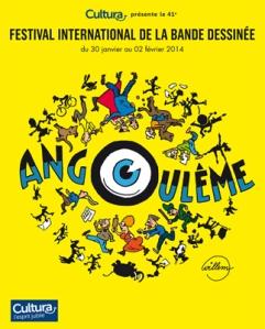 Angoulême affiche 2014