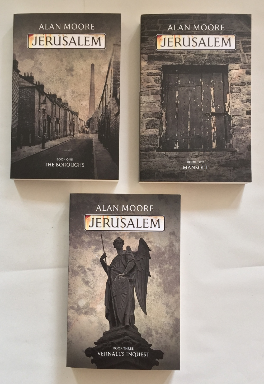 JERUSALEM SLIPCASE (covers)