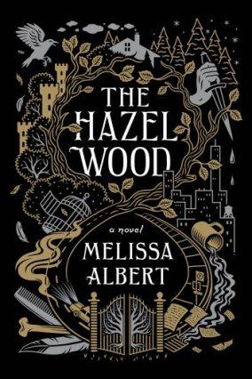 The HAZEL WOOD US cover