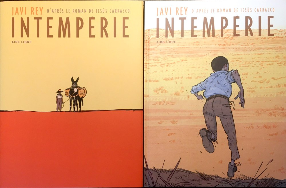 INTEMPERIE (French)