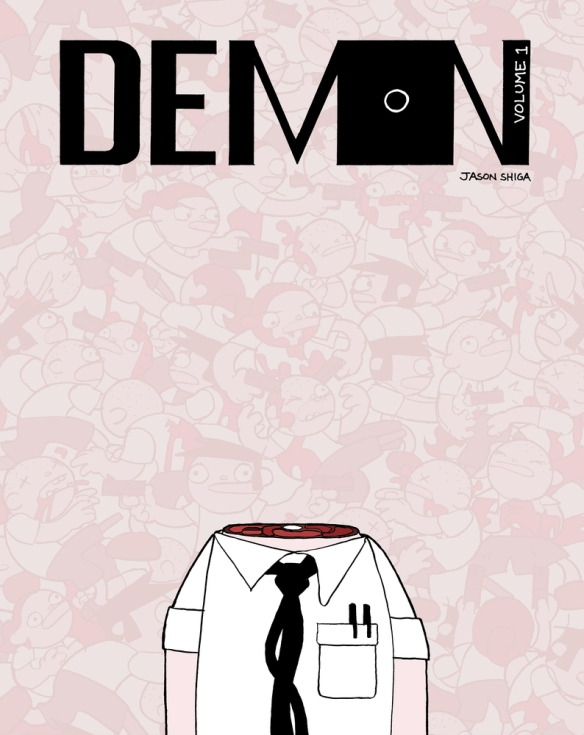 DEMON Vol 1