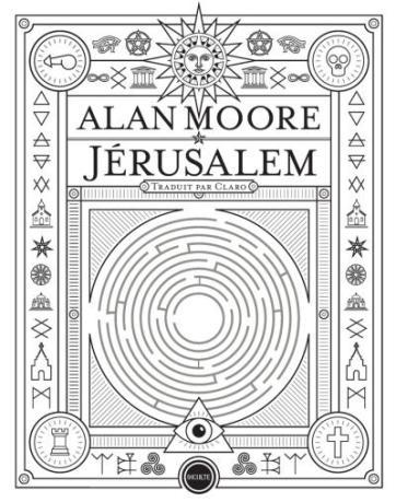 Jerusalem (French cover)