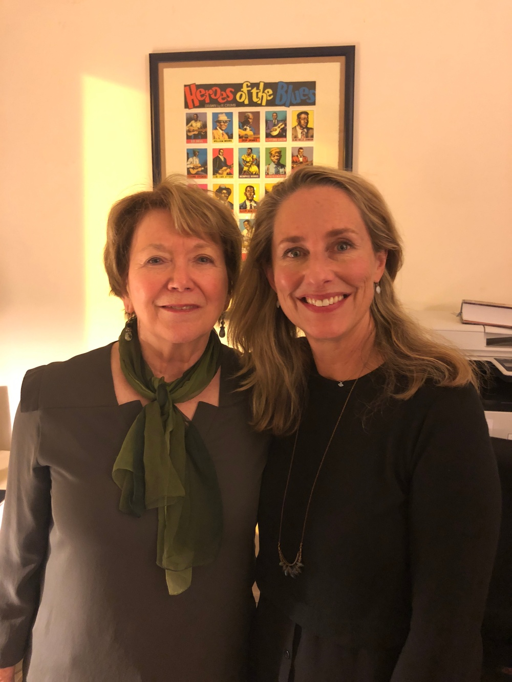 Vicki Grant & Lora Fountain (Paris 06-11-2017)