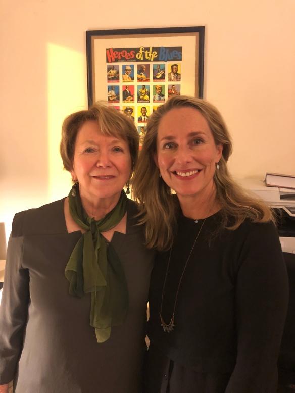 Vicki Grant & Lora Fountain (Paris 06-11-2017)