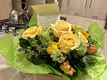 flowers from jim hirsch