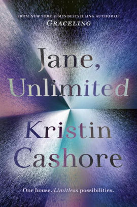 JANE, UNLIMITED (US cover)