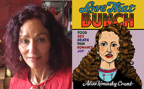 Aline and LOVE THAT BUNCH