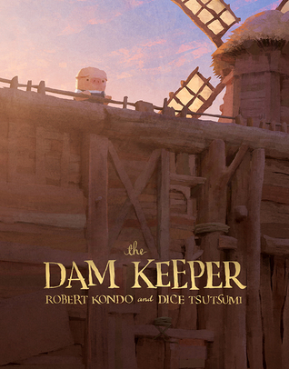 THE DAM KEEPER cover