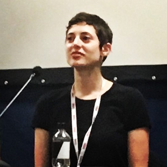 Melissa Albert at YALC