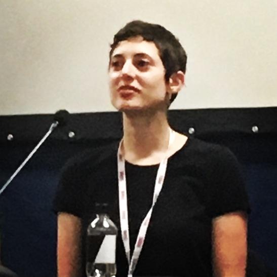 Melissa Albert at YALC