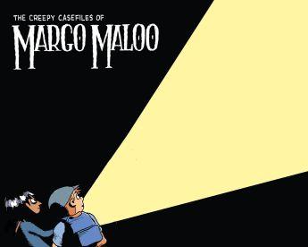 Margo Maloo Cover