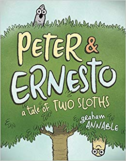 PETER & ERNESTO - A TALE OF TWO SLOTHS