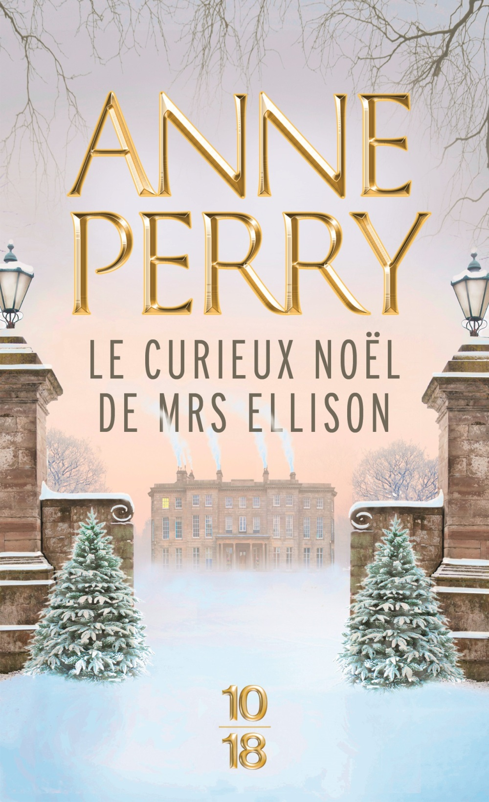 PERRY Le curieux Noel de Mrs Ellison (A Christmas Return)