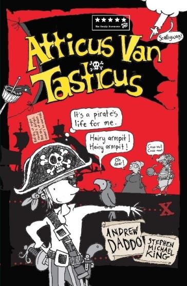 ATTICUS VAN TASTICUS cover