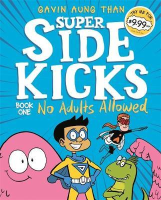 SUPER SIDEKICKS Book 1