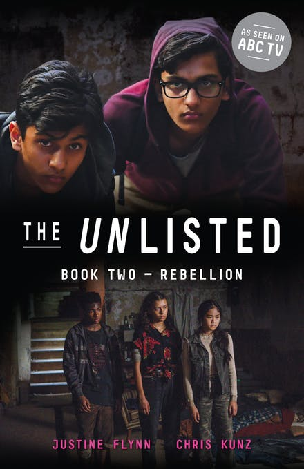 THE UNLISTED - REBELLION (2)