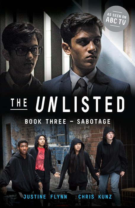 THE UNLISTED - SABOTAGE (3)