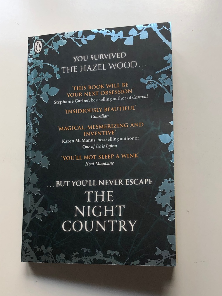 NIGHT COUNTRY proofs UK