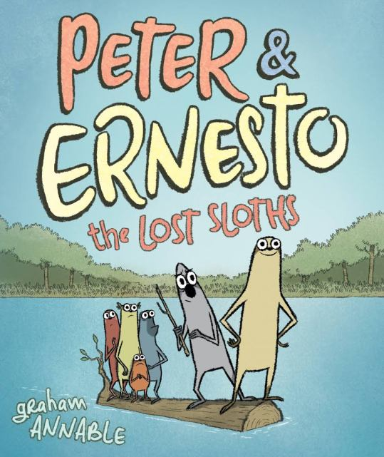PETER & ERNESTO THE LOST SLOTHS